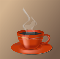 Cup of Coffee by photohooks