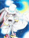 Contest Entry---Kaito Shadow by AbrilTheMareep