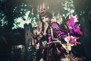 Goth Annie - League of legends by johann29