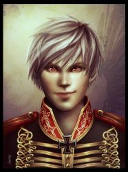 Prussia or Gilbert by Rivan145th