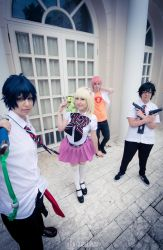 Ao no Exorcist cosplay by Giacchan