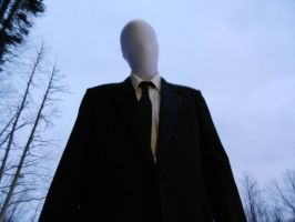 Hotel Transylvania 3 Guest: Slender Man by SCP-096-2