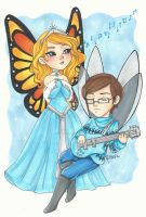 AT: Winter Duet by chelleface90