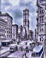 Broadway-1905 by peterpicture