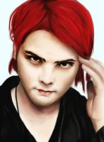 Gerard Way by theoryNpractice