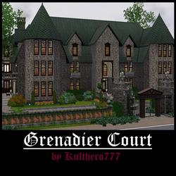 Grenadier Court by BUILDSims
