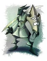 Heartless Comm 3 - Ventus by LynxGriffin