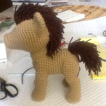 MLP WIP 4 by PuzzledShorty