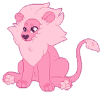 Lion ( animated) by cutgut