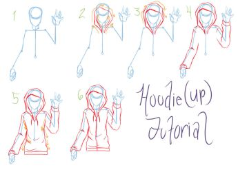 Hoodie Tutorial Requested by ReiGodric