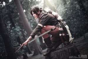 Thirst for Adventure - Rise of the Tomb Raider by skyseed21