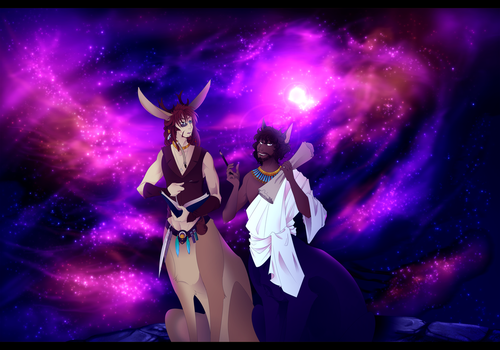 Star Nerds by Tigryph