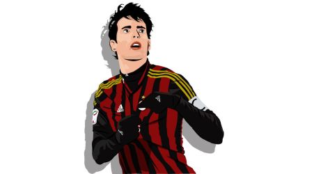Ricardo Kaka by enriquenasution