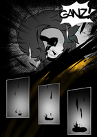 [GZtale-The VOID in our SOULS] TRAGEDY Page 1 by SoumaAkio