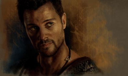 Agron by nikitajuice