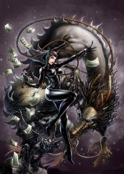 Catwoman by daxiong