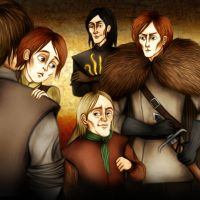 Game of Thrones - Bran IV. by Hed-ush