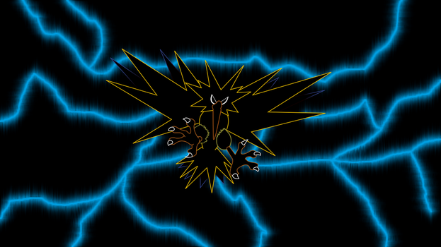 Zapdos by cthulhuandyou
