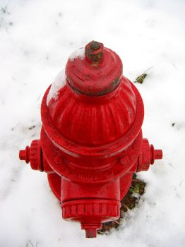 Snow Hydrant by jarsonic