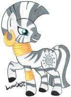 Zecora by LunarSpoon