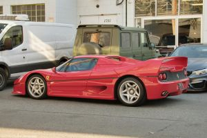 F50 Berlinetta by SeanTheCarSpotter