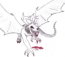 AT - Jersey Devil by DinoHunter2