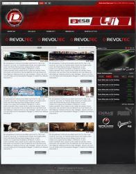 ID Gaming Layout by scappi