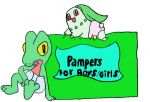 pokemon diapers for boys girls by plushielover