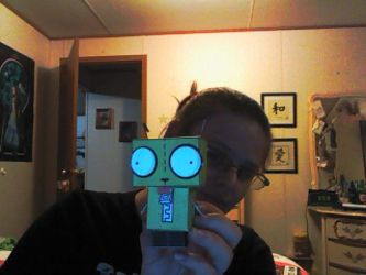 Gir Cube by VeronicaPrower