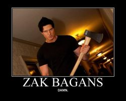 Zak Bagans motivational by KanameRienhartXIII