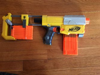 WIP Nerf Uzi by Darkswag