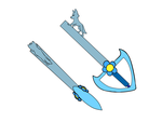 Keyblade for Coyotii by CinusTheHuskyWolf02