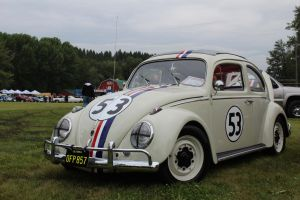 Storm Caught Herbie by KyleAndTheClassics