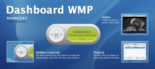 Dashboard WMP by altoprofilo