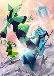 Steven Universe: Invader by Rice-Lily