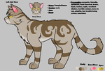 Tangleflame ref 2 PNG by IndigoCascade