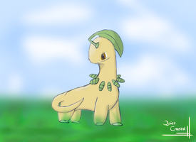 Bayleef by QuietCrystal