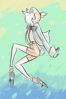 SU: Pearlvalanche in Mint by lesuperspecial