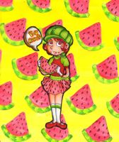 Watermelons by SirPrinceCharming