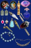 RTU jewelry pack 8_quaddles by quaddles