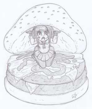 Kenny Burger by X-Cross