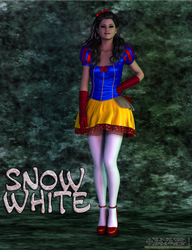 Snow White by Scavgraphics