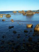 Rocky Beach Stock 9 by Gracies-Stock