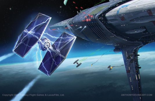 Star Wars- Heavy Ion Emplacements by AnthonyDevine