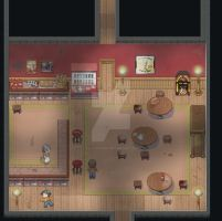 The Supernatural RPG: Motel (Location) by FiyahKitteh