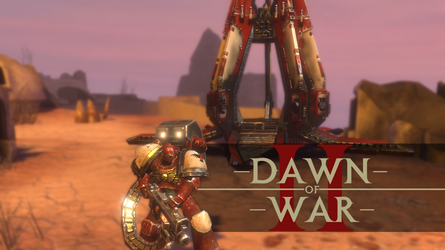 Dawn of War II by coryrj1995