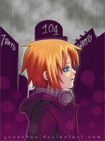 Rain at 104 by junochan