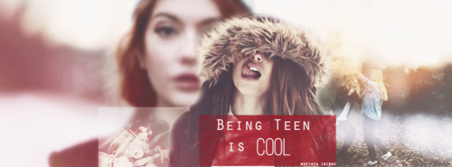 Being Teen is Cool (FBCover) by Musty1999