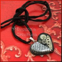 Steampunk Heart Pendant-2 by Eugena777