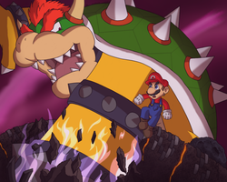 Mario Galaxy 2 : Give it up already! by maesejesus
